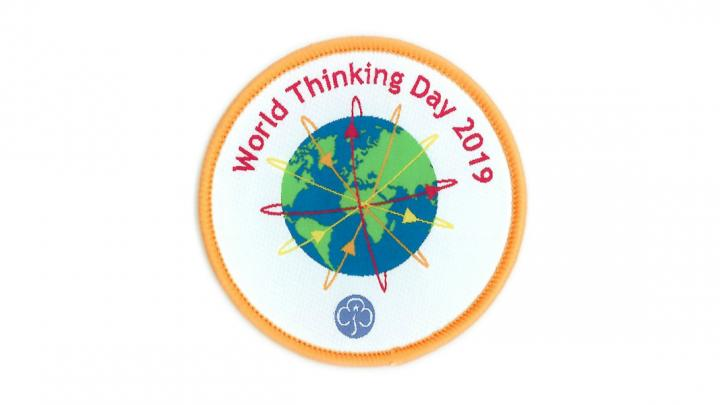 World Thinking Day mærke