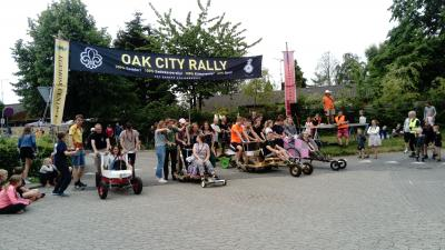 Oak City Rally 2018